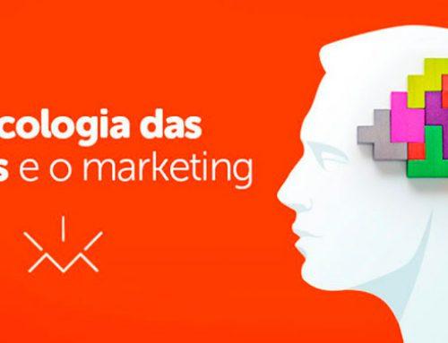 A psicologia das cores e o marketing