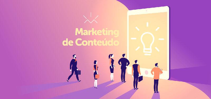 Marketing de conteúdo na prática