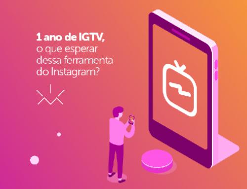 1 ano de IGTV, o que esperar dessa ferramenta?