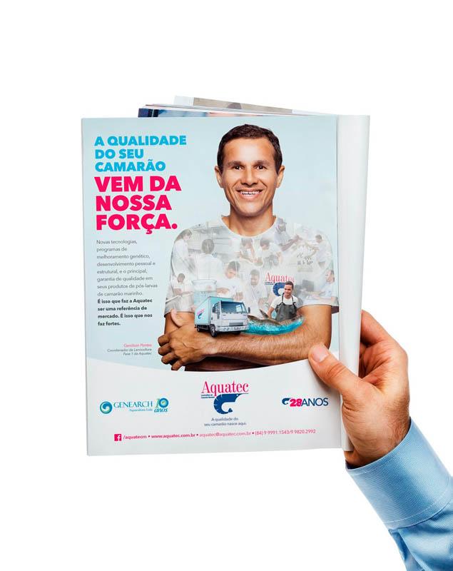 Aquatec Campanha Institucional 2017