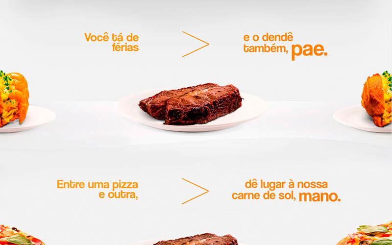 Restaurante Bidoca - Campanha Sotaques