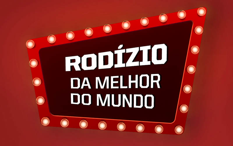 Pizza Hut Natal - Campanha Rodízio