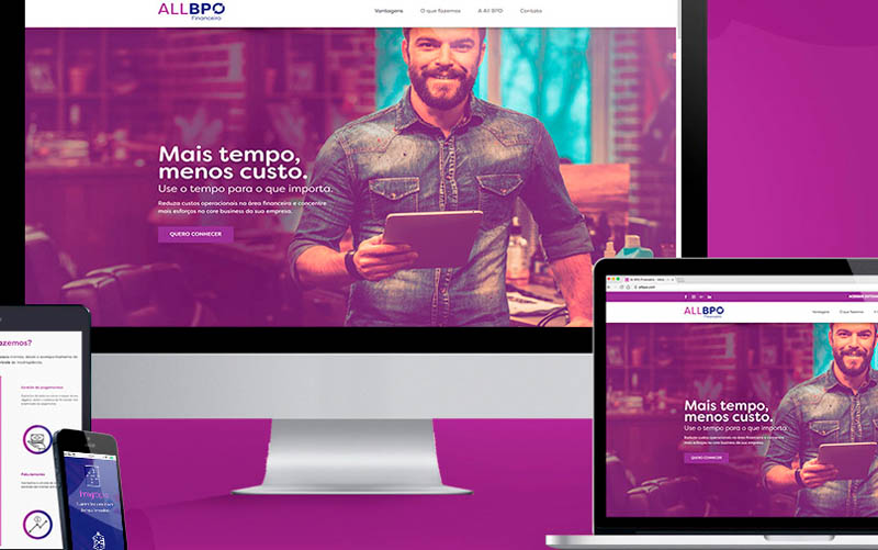 AllBPO Website