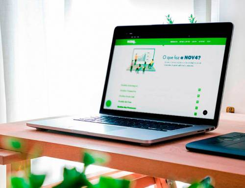 Nov4 Gestão Empresarial – Website