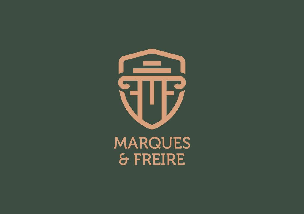 Marques & Freire Identidade Visual