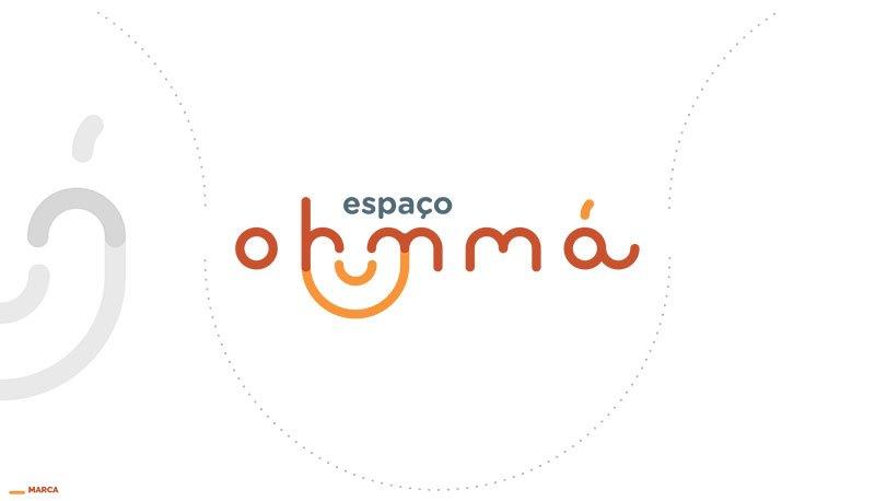 Espaço Ohmmá - Identidade Visual