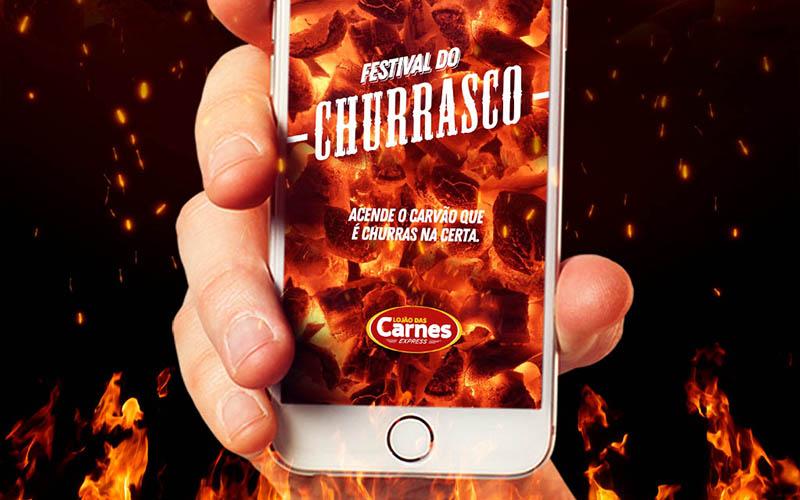 Lojão das Carnes - Festival Churrasco