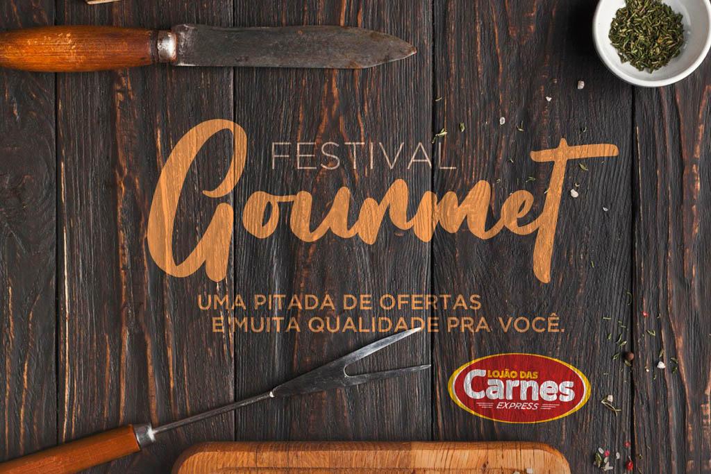 Lojão das Carnes - Festival Gourmet