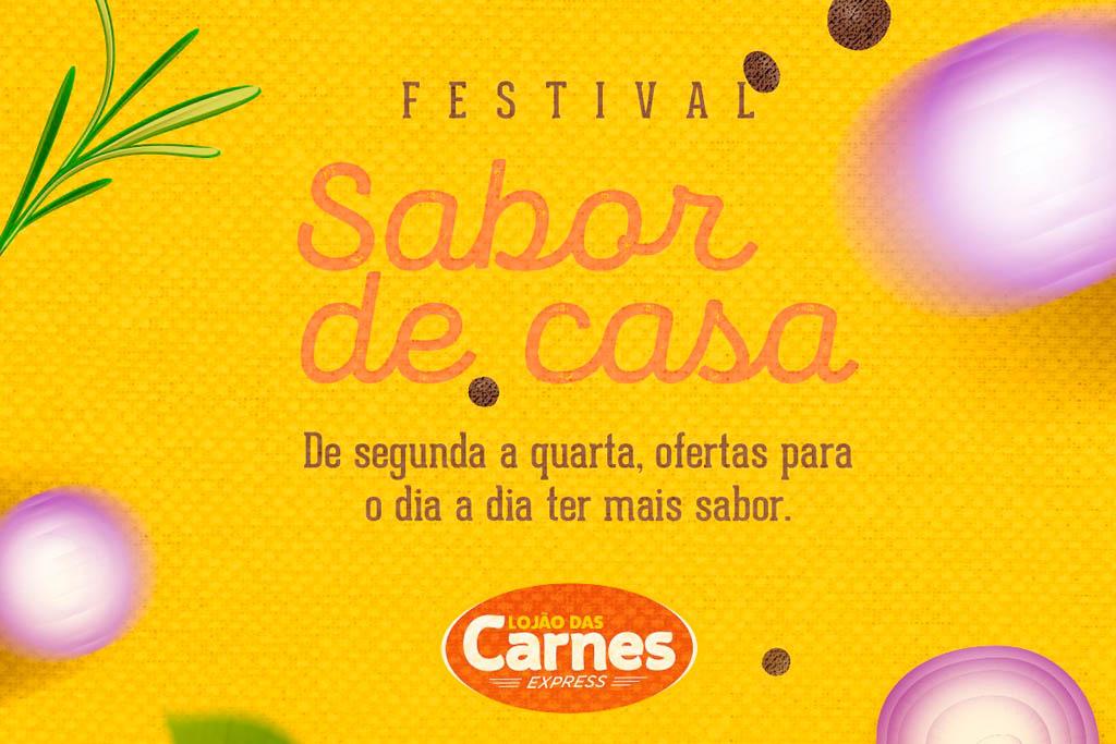 Lojão das Carnes - Festival Sabor de Casa