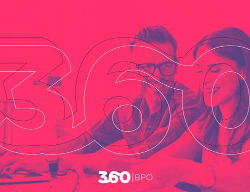 360 BPO – Identidade e Site
