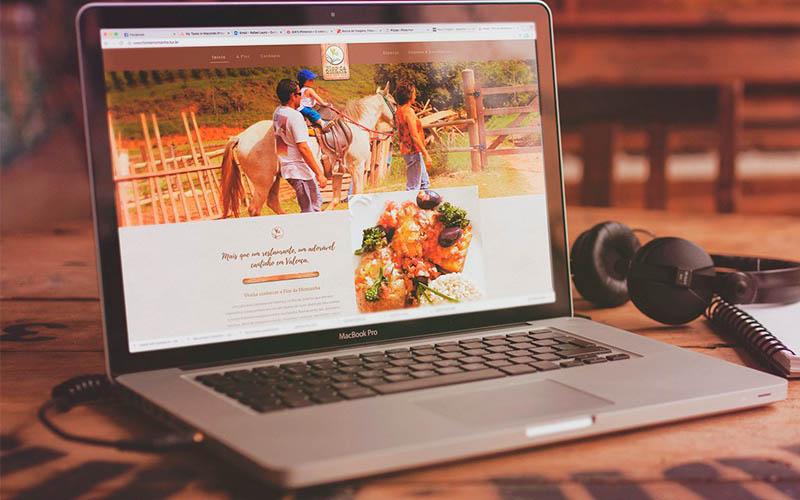Flor da Montanha - Presença Digital Restaurante Valença RJ