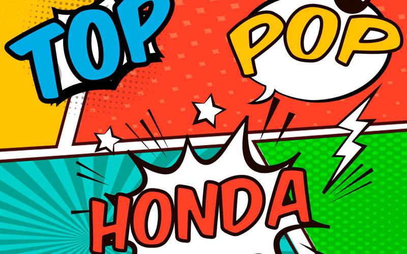 Mototec Honda Campanha Você de Pop