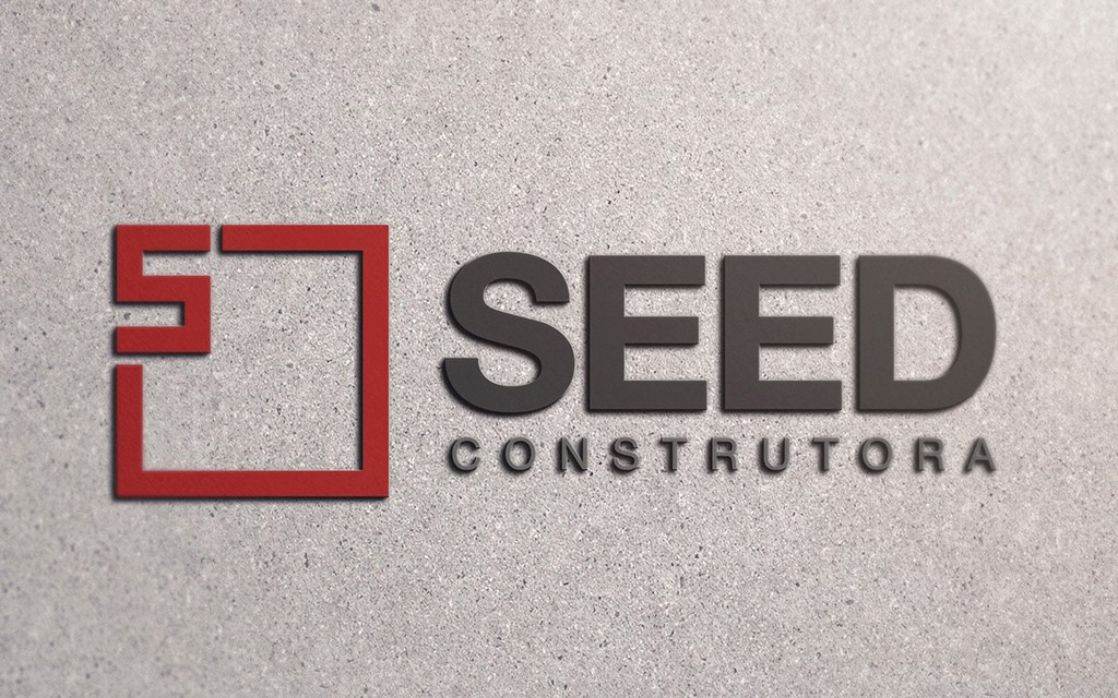 Seed Construtora Identidade Visual