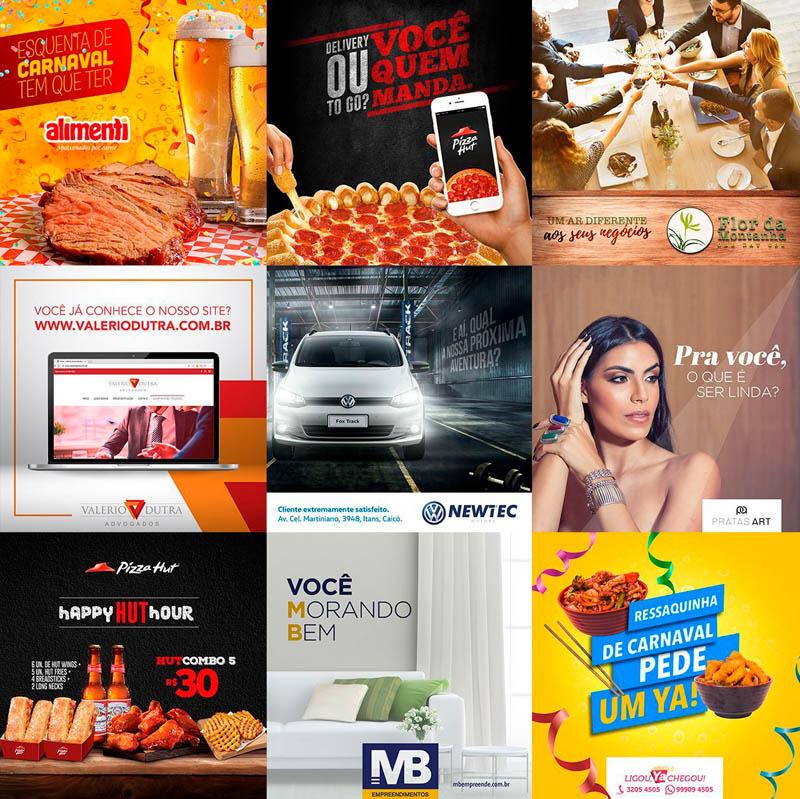 Redes Sociais Marketing Digital