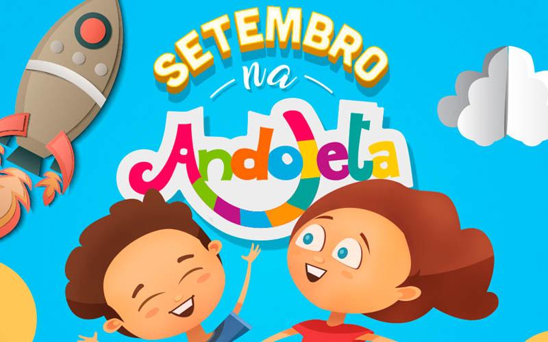 Andoleta Campanha 2 em 1