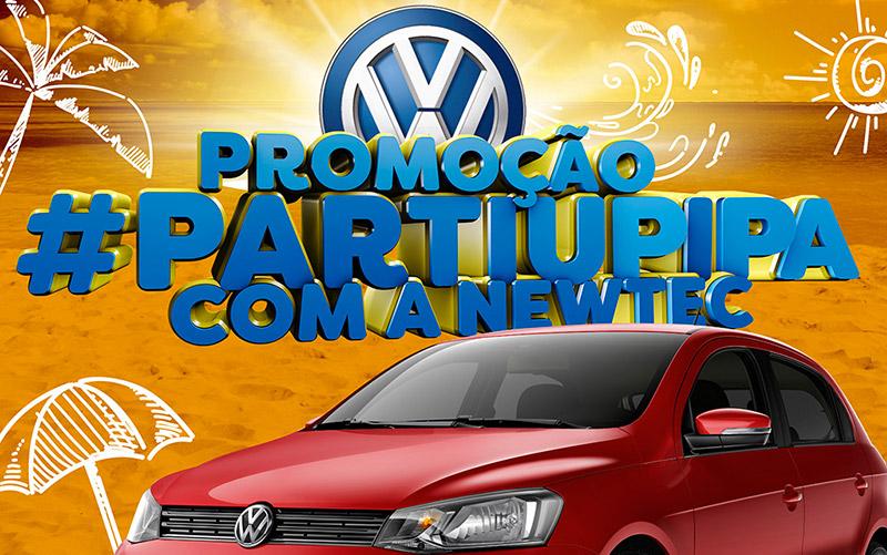 Newtec Motors - Campanha Promoção Partiu Pipa
