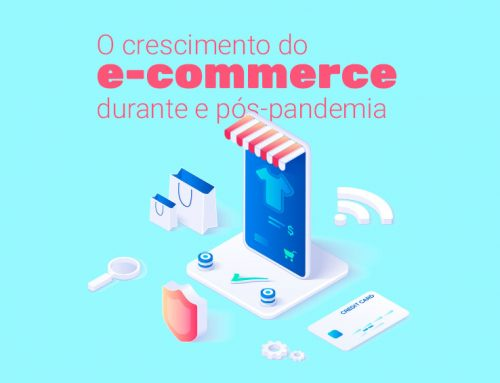 O crescimento do e-commerce durante e pós-pandemia