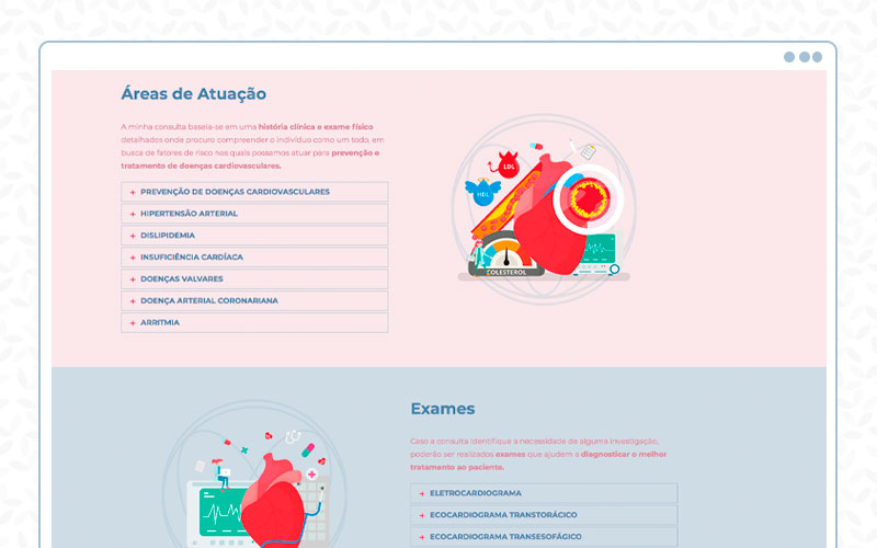 Dra. Fernanda Cristina Cardiologista Site