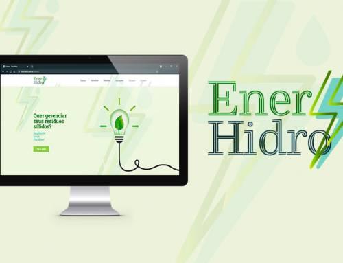 Enerhidro – Site Institucional
