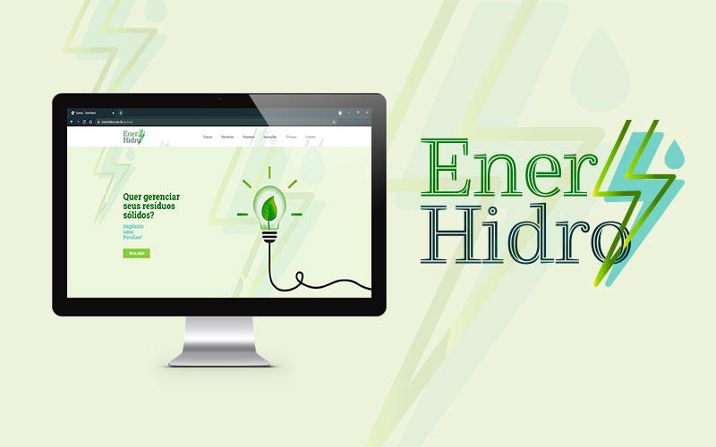 Portfolio Site Enerhidro Macondo Propaganda